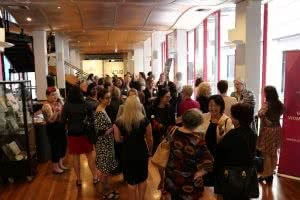 IWD 2020 morning tea event networking